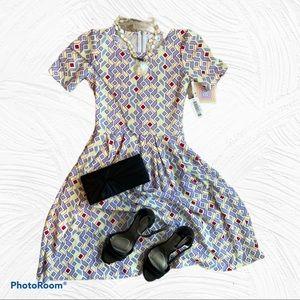 Vintage Rare Lularoe Amelia Dress new with tags